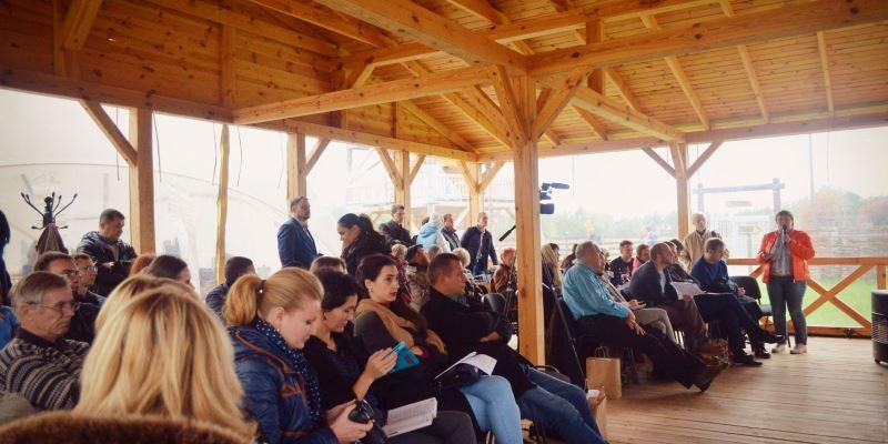 «Беремицкое» приветствует посетителей в официально открытом парке