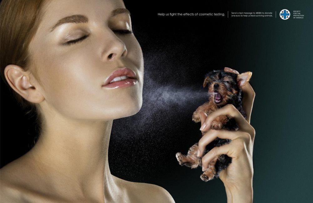 Реклама в защиту окружающей среды, которая потрясает до глубины души